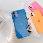 【オーダー商品】Fluorescent Color Phone Case