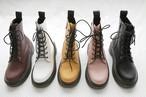 予約注文商品 カラーステッチウォーカー ウォーカー ウォーカーブーツ ブーツ 韓国ファッション