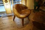 チェア 椅子 モンキーポッド材 インテリア 家具
