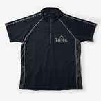 MMA TMRC Active Zip-top (Black)