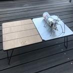 sotosotodays オリジナルフィールドラックWOOD天板 ハーフ