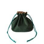 Reversible Bag/Green×Brown