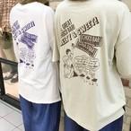 アメコミプリントTシャツ(247238)