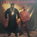 Eric B. & Rakim ‎– Let The Rhythm Hit 'Em