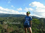 Tシャツ tanpan on TRAIL ブルー