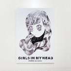 町田ひろみ / ZINE「GIRLS IN MY HEAD」