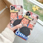 【オーダー商品】 Cookie boy iphone case