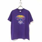 90's Hanes HEAVYWEIGHT 50/50 ARIZONA T-shirt made in USA L Purple