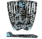 Creatures Of Leisure 3 Piece Traction Surfboard Grip Reliance III Tail Pad Camo