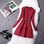 【dress】女性らしさ溢れる一枚肌触り良い大人っぽいワンピース24978942