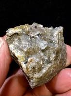 10) ニューヨーク・ハーキマー・ダイヤモンド母岩付き