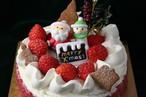 飾りの選べるショートケーキ15cm