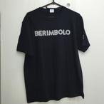 「ベリンボロ」Tシャツ ブラック