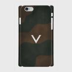 陸上自衛隊戦車迷彩色 iPhoneケース
