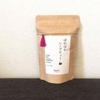 Re arrival!【ぽかぽかハーブティー】冬の寒さに負けない温活ハーブティー。国産のジンジャー、柚子を使用した身体の芯から温まるアイテム。一袋試したい方へ【ノンカフェイン/ゼロカロリー/無添加/無香料/スーパーフード(5g×15個)】ジンジャー/柚子/オーガニックハニーブッシュ/ルイボスティー