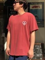 DAR×WOODSTOCK ロゴTシャツ