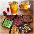 【福袋】お好きな3種!ビーガン生チョコレート&森いちごルイボスティー