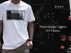 Photo Tシャツ <4×4 Series>