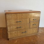 古い裁縫箱