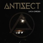 ANTISECT / LIVE IN SWEDEN (CD-R)