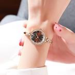 Kimio AF-6416(Brown) 腕時計 レディース