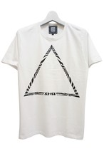 【HYPOCRITE】 The Psytrianglers Tee- WHITE