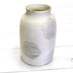 【モリーさん】梅柄の花瓶/花瓶