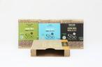 SibuチョコレートDARK 3種類セット (25g × 3枚)