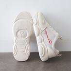 【shoes】ファッション配色切り替えスニーカー19213770