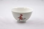 赤ずきん 茶碗