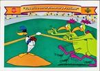MLBカード 92UPPERDECK Looney Tunes #9