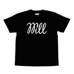 WILL LOGO TEE LTD (BLACK)