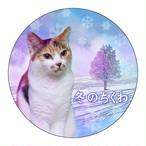 【特大缶バッジ★ちくわ】冬のちくわ2019
