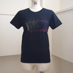 【sandglass】stamp T-shirt / 【サンドグラス】スタンプ Tシャツ