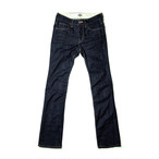 014007013(STRETCH TIGHT FLARE)INDIGO