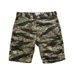 PURIPERA SHORT PANTS BW-102S TIGER CAMOUFLAGE