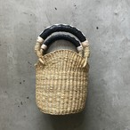 ブルキナファソ製 カゴバッグ