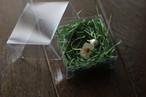 nanakoさま オーダー商品⋆白い紫陽花のスマホリング&指輪