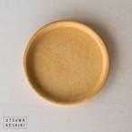 [大原拓也]フラットプレート/5寸(黄色)