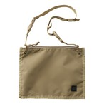2WAY POUCH - COYOTE TAN