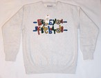 Evisen  Fullfill the Dream CREW SWEAT OTM エビセン スウェット
