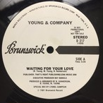 Young & Company – Waiting On Your Love