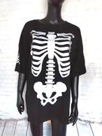 BONEプリントビッグTシャツ