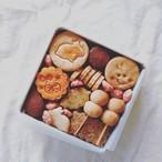 かりぽり月うさぎ缶(卵・乳製品・白砂糖不使用クッキー)