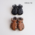<ご予約>Salt-Water SANDALS SHARK(全2色/US CH5(13.3cm)〜US CH8(15.7cm)サイズ)