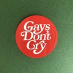 Gays Don't Cry