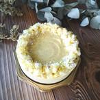Passionfruit & Peach Pineapple Coconut Raw Cheese Cake  Mサイズ(18㎝ 約10〜12名様分)