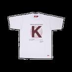 "T-Shirt ""NYC GRADE CARD"" - White"
