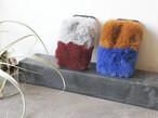 2-layer fur case / A SCENE