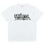 Nemlesss × Crod / T-Shirt / Tag / Logo / White (With Sticker)